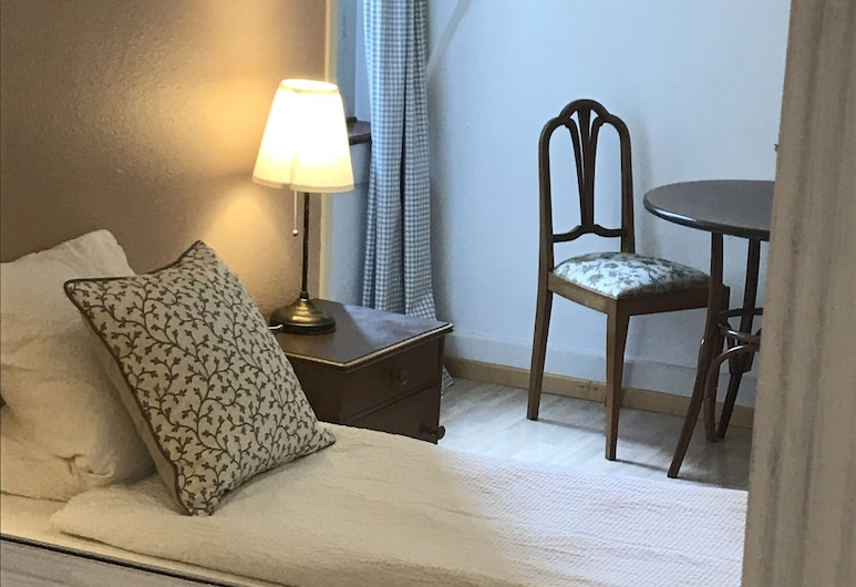 The Bed and Breakfast, Lucerne, Single Room, Shared Bathroom, Bilik Tamu