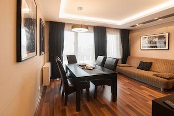 Poznan bölgesindeki Apartament Jazz resmi