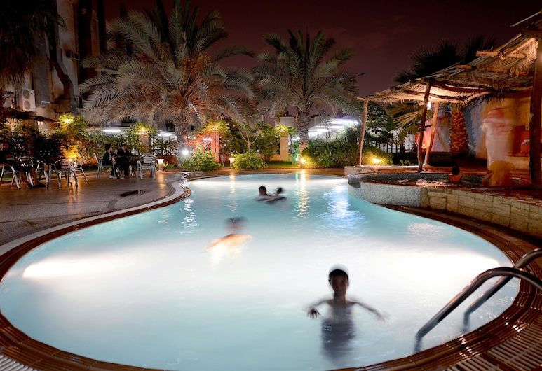 Boudl Al-Fayha'a, Ріяд, Відкритий басейн