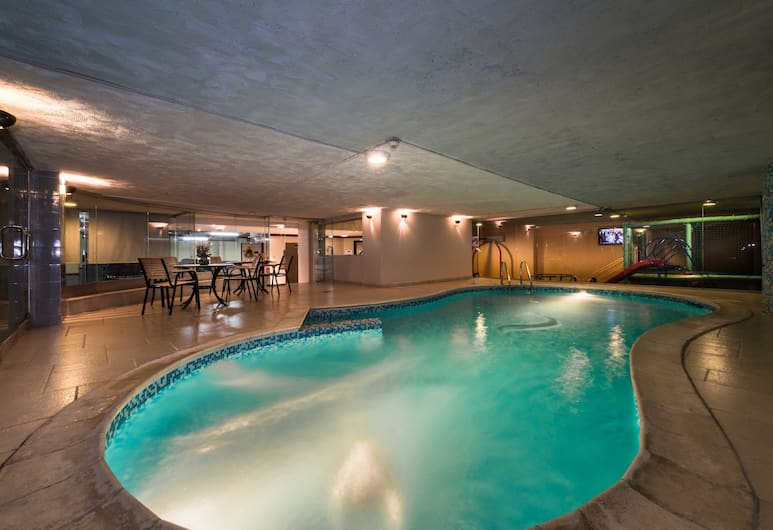 Boudl Al Masif, Riyadh, Indoor Pool
