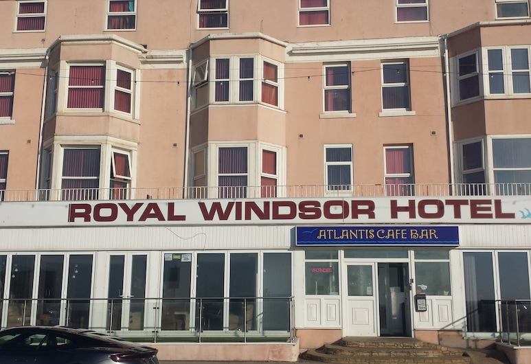 The New Royal Windsor Hotel, Blackpool