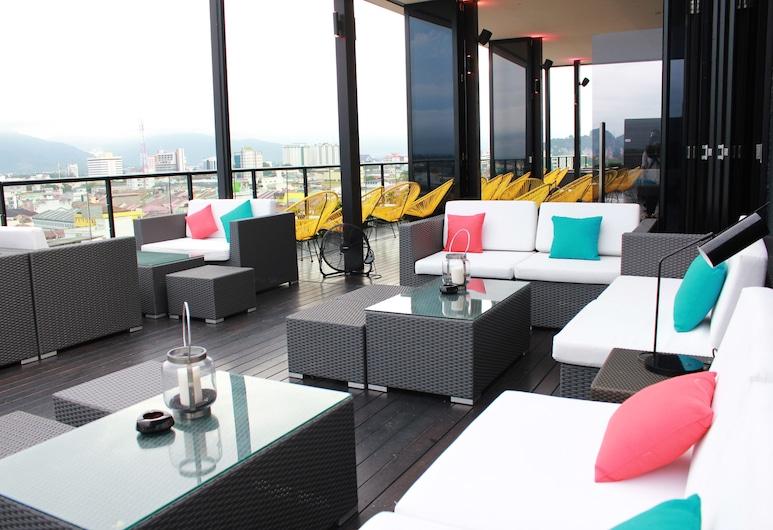 MÙ Hotel, Ipoh, Bar do Hotel