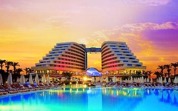 Foto di Miracle Resort Hotel - All Inclusive ad Antalya