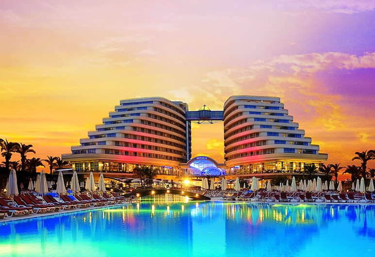 Miracle Resort Hotel - All Inclusive, Antalya
