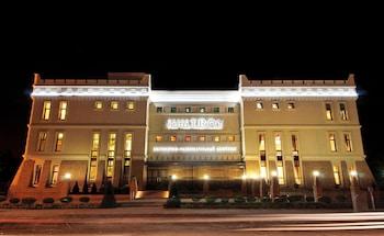 Picture of Troy Hotel in Krasnodar