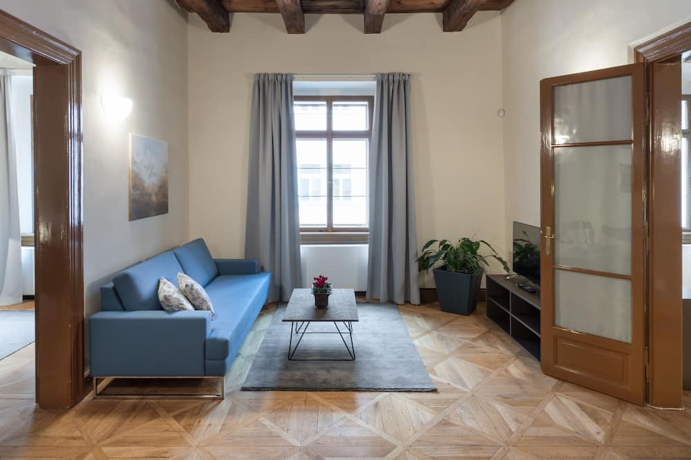 Apartament, 2 sypialnie (Kate - 2nd floor) - Salon