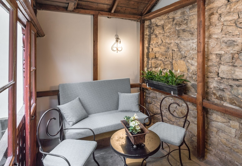 Six Continents, Praga, Apartamento, 1 quarto (Australia), Área de estar
