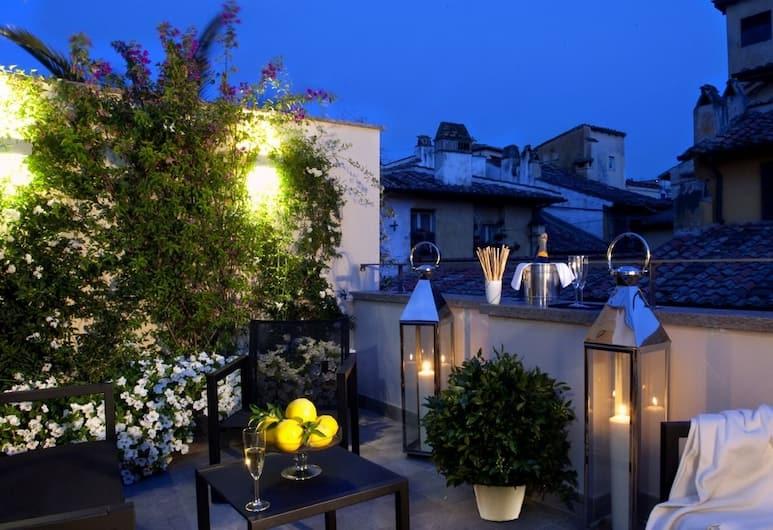 Mood 44, Rom, Terrasse/patio