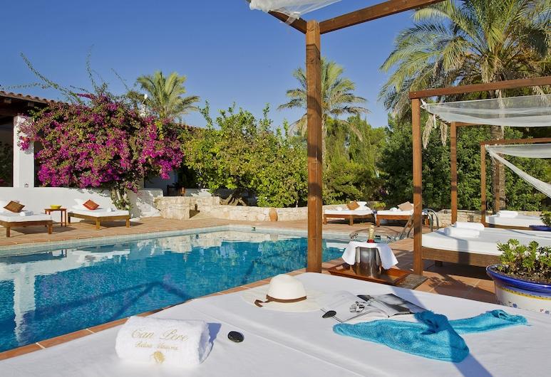 Can Pere Lifestyle & Spa, Santa Eulalia del Rio, Bazén na streche
