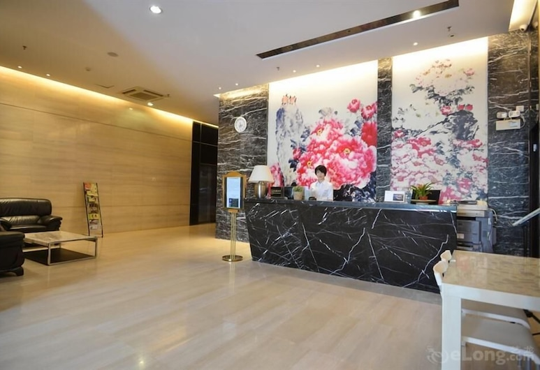 Zhanhong Pazhou Service Apartment, Guangzhou, Predvorje