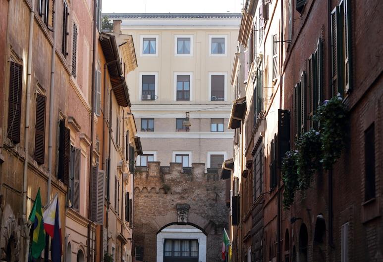 Borgo Pio Suites Inn, Rim, Pročelje hotela