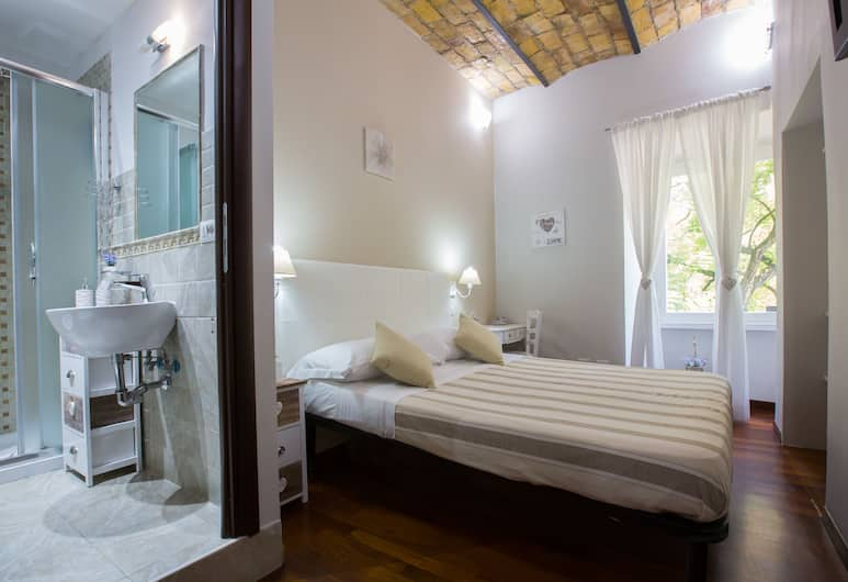 Residenza Sistina, Rome, Double Room Single Use, Guest Room