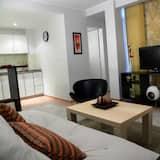 Apartemen, dapur - Ruang Keluarga