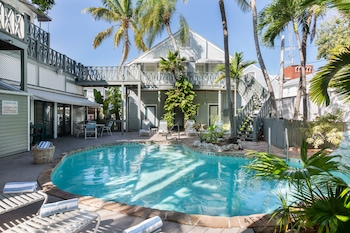 Foto van The Cabana Inn Key West-Adults Only in Key West