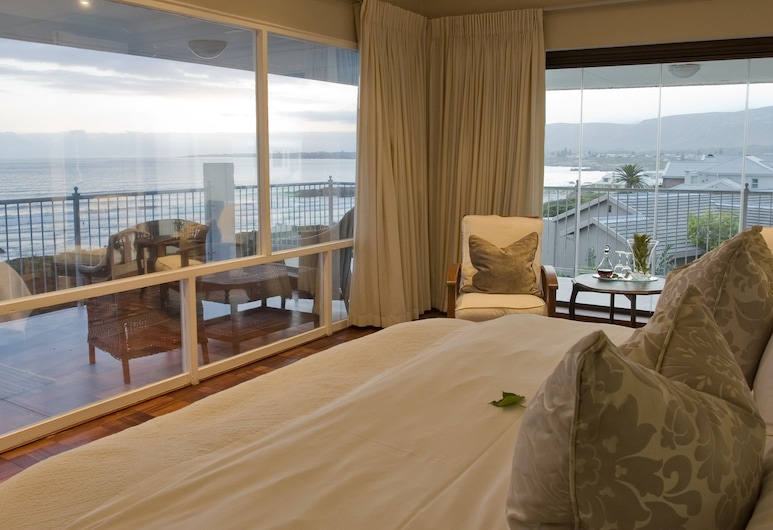 Hermanus Beach Villa, Hermanus, Honeymoon-Suite (Bay View), Zimmer