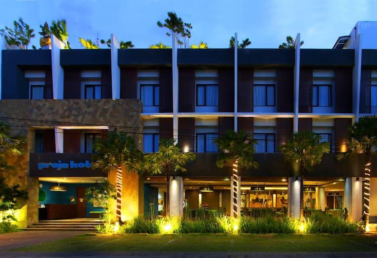 Praja Hotel, Denpasar, Kamar Tamu