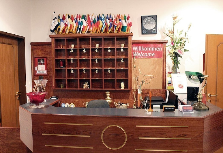 Pension Erlaa, Viena, Recepção