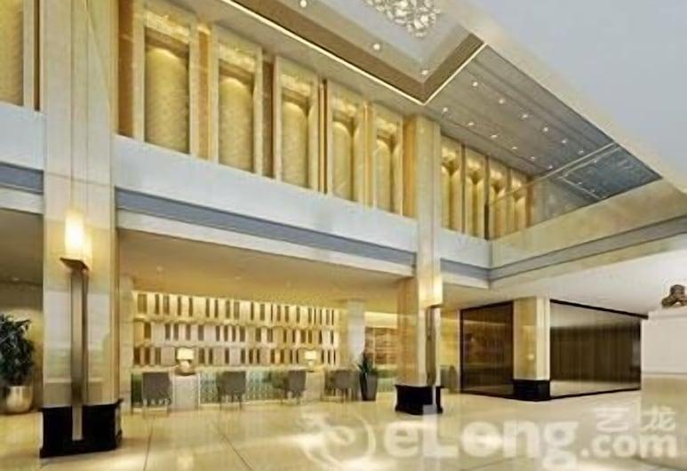 Xi'an Feilu Business Hotel, Xi'an, Lobby