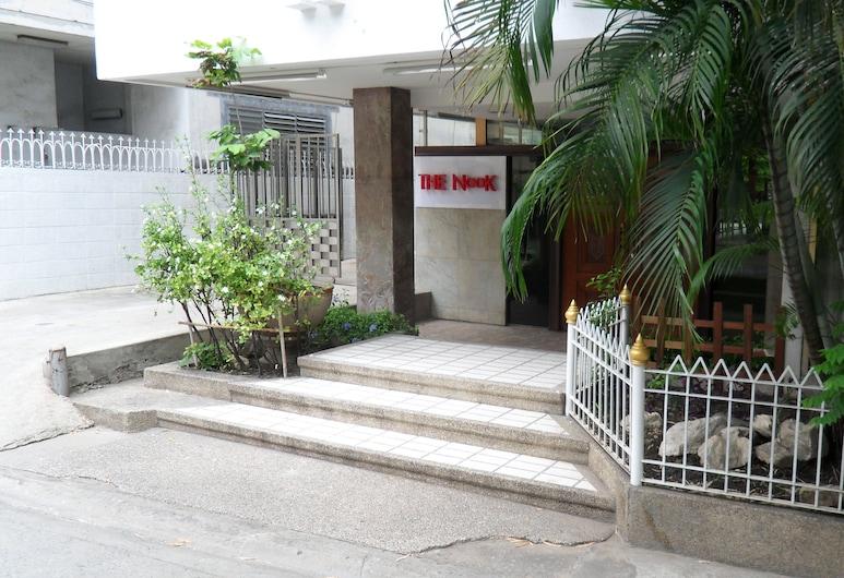 ザ ヌーク, バンコク, ホテル エントランス