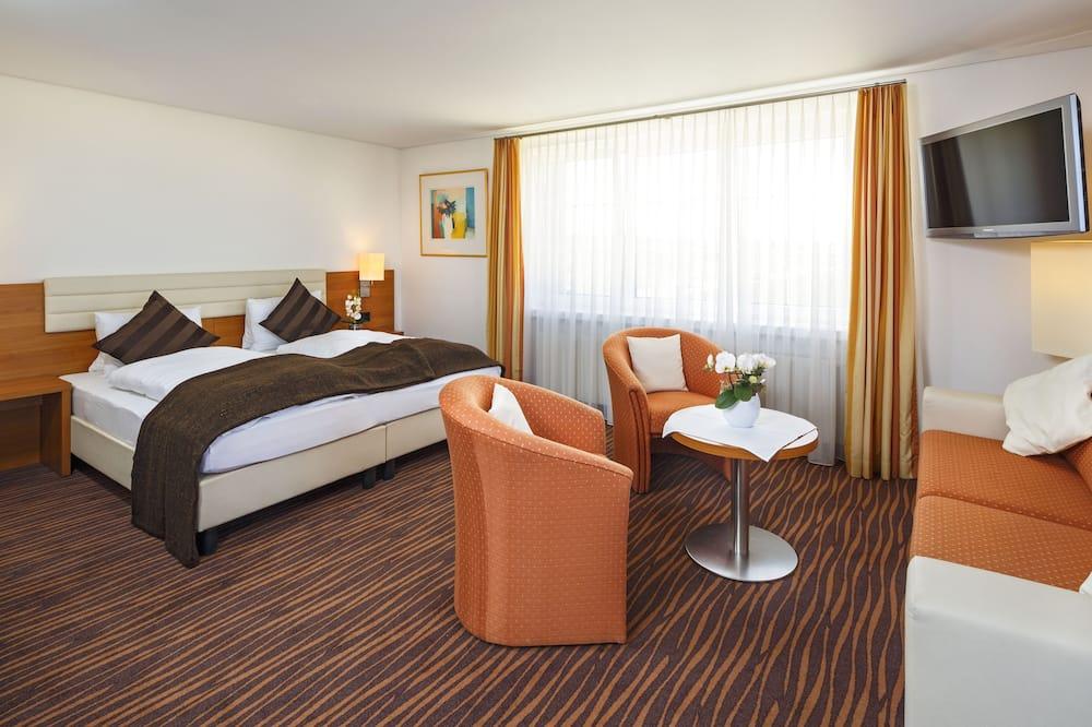 家庭客房 (+ 2 Extra beds) - 客廳