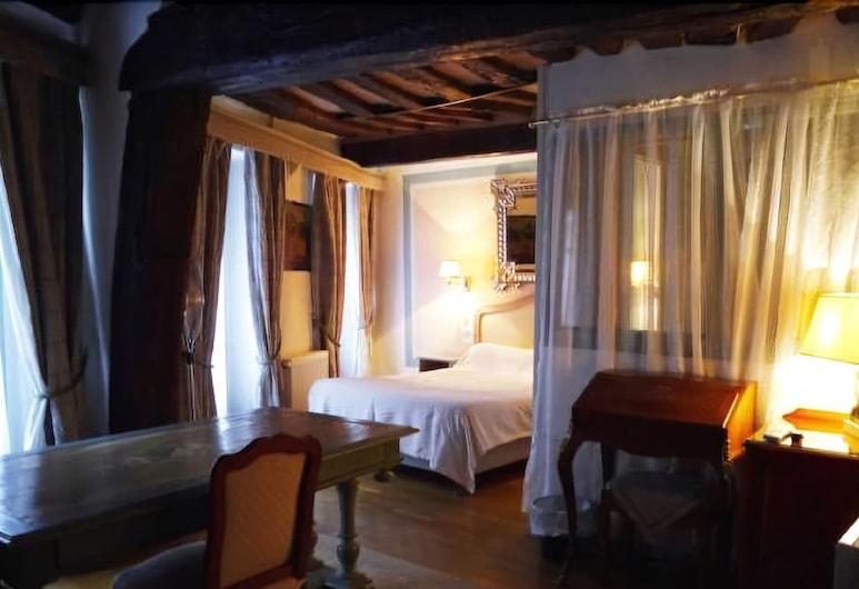 Hôtel les Degrés de Notre Dame, Paris, Superior Double Room, Guest Room
