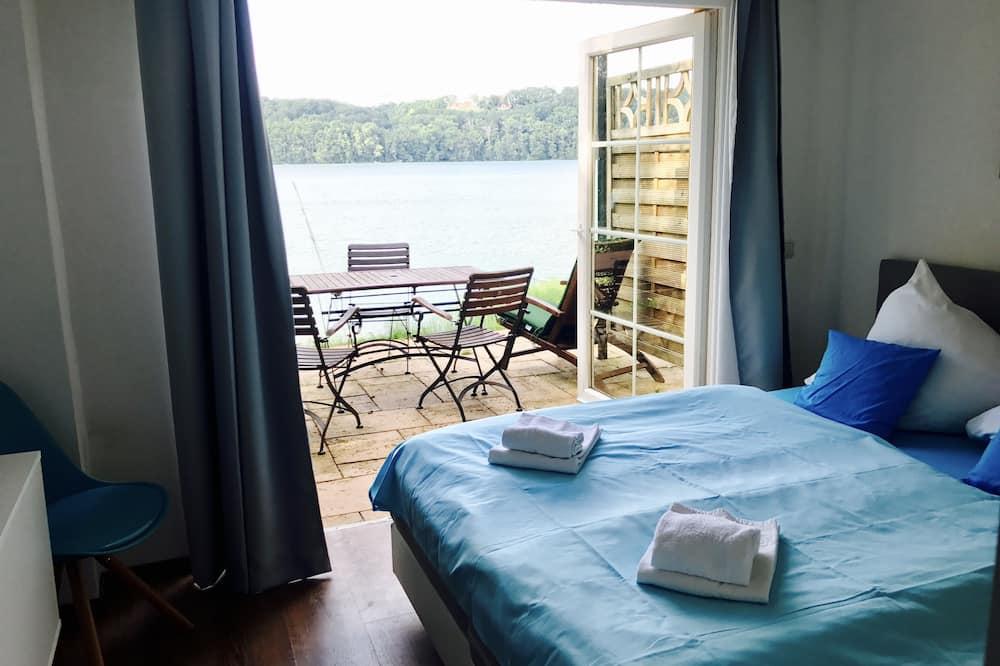 Habitación doble, vista al lago (Small) - Baño