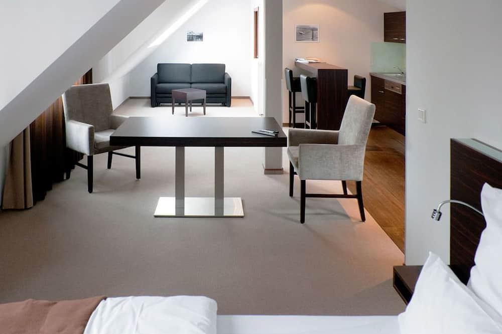 Superior Apartment (Plus) - Living Area