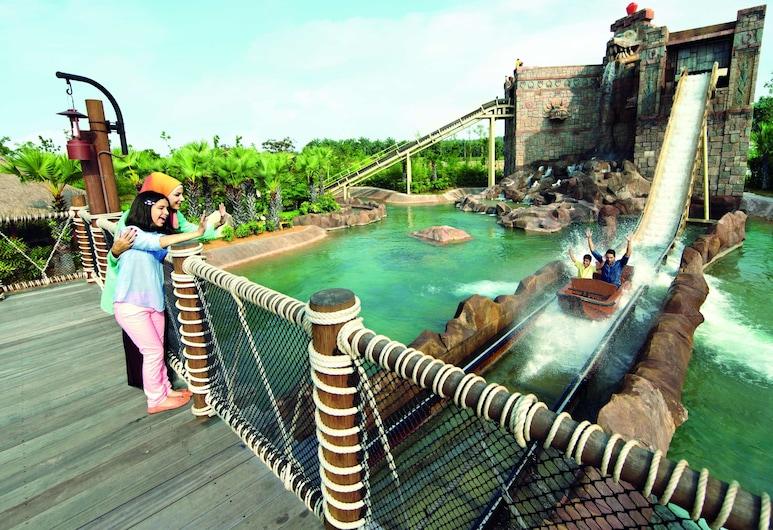 LEGOLAND Malaysia Resort, Iskandar Puteri, Công viên nước