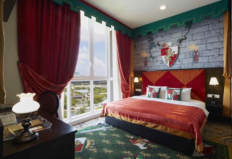 LEGOLAND Malaysia Resort, Ισκαντάρ Πουτέρι, Premium Δωμάτιο (Themed - Kingdom), Δωμάτιο επισκεπτών