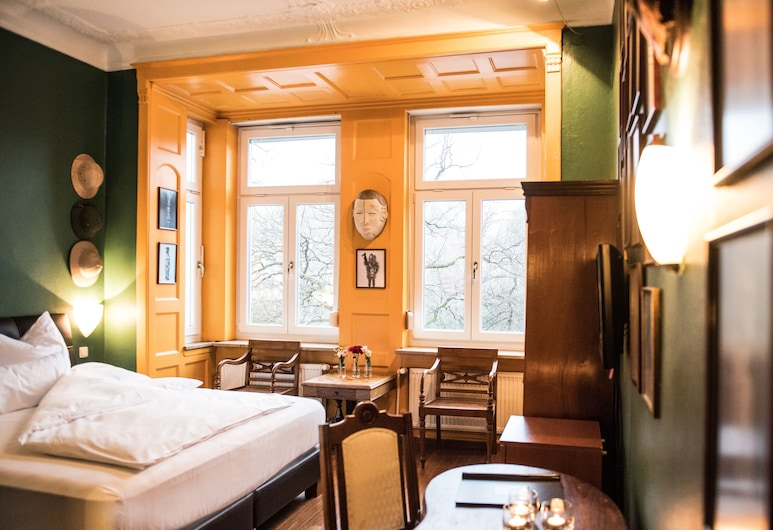 Hotel Ritzi, Munich, Double Room Single Use, Bilik Tamu