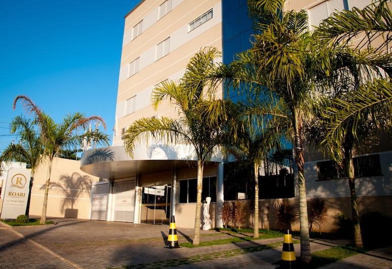 Roari Hotel, Cuiaba, Exteriér