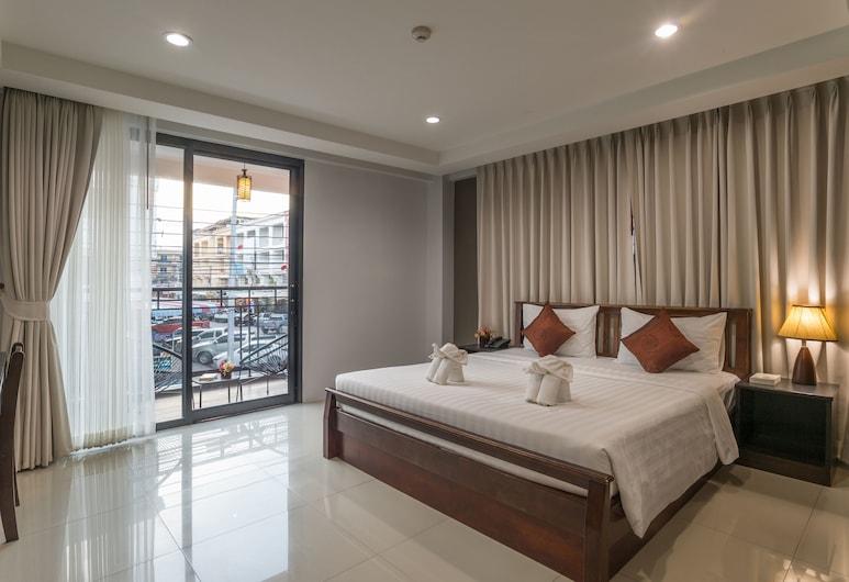 Lada Krabi Residence, Krabi, Superior tweepersoonskamer, Balkon, Kamer