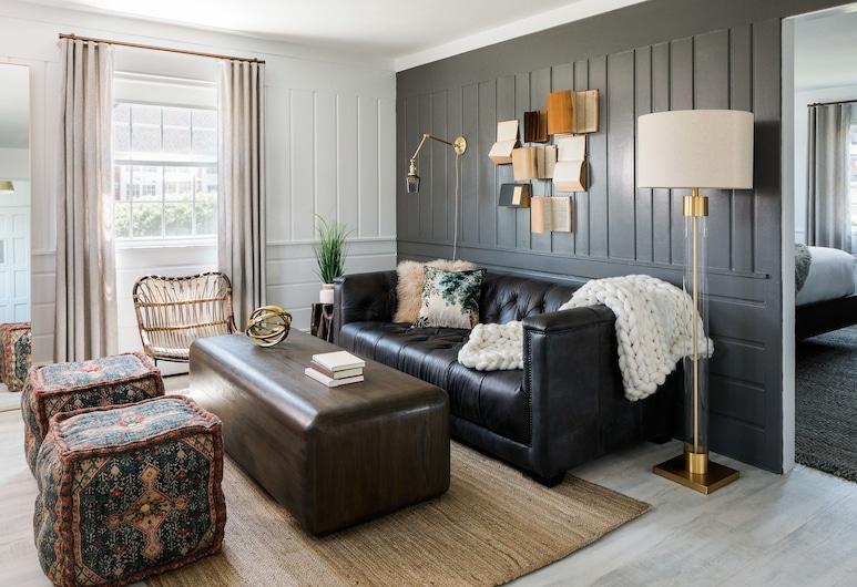 The Coonamessett, Falmouth, Suite, 1 cama King size, Habitación