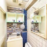 Economy Twin Room, Non Smoking, Shared Bathroom - Bathroom
