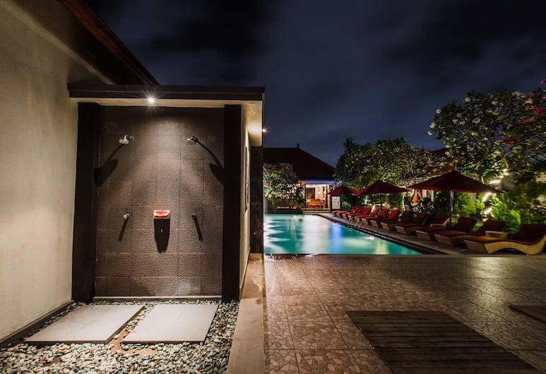 Aldeoz Grand Kancana Villa Bali, Seminyak, Piscina