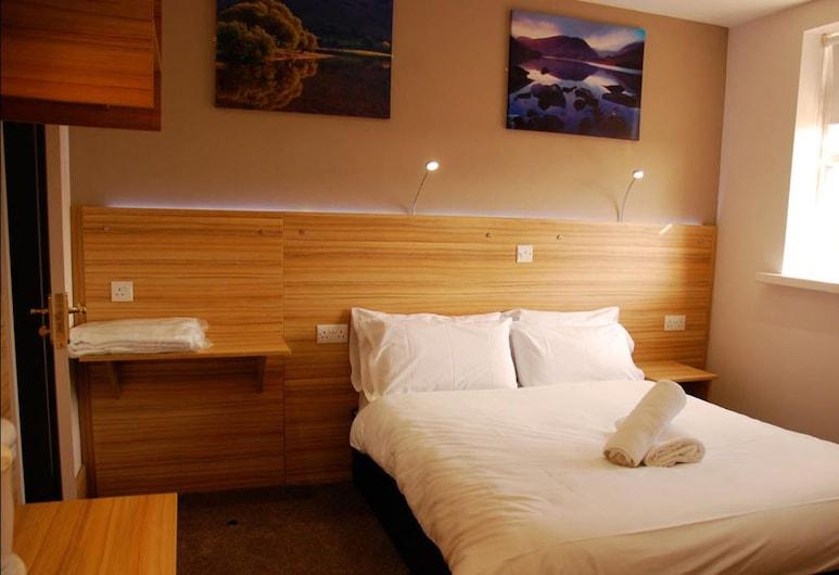 Botanic Rest Bed & Breakfast, בלפסט, חדר יחיד, חדר רחצה משותף, חדר אורחים