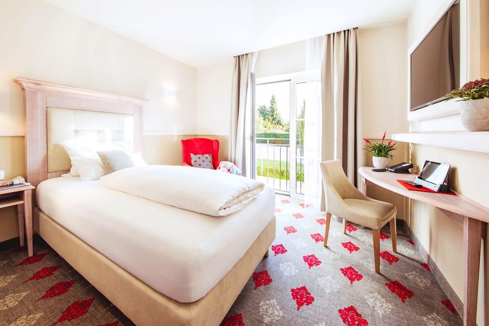 Comfort Single Room - Garden View