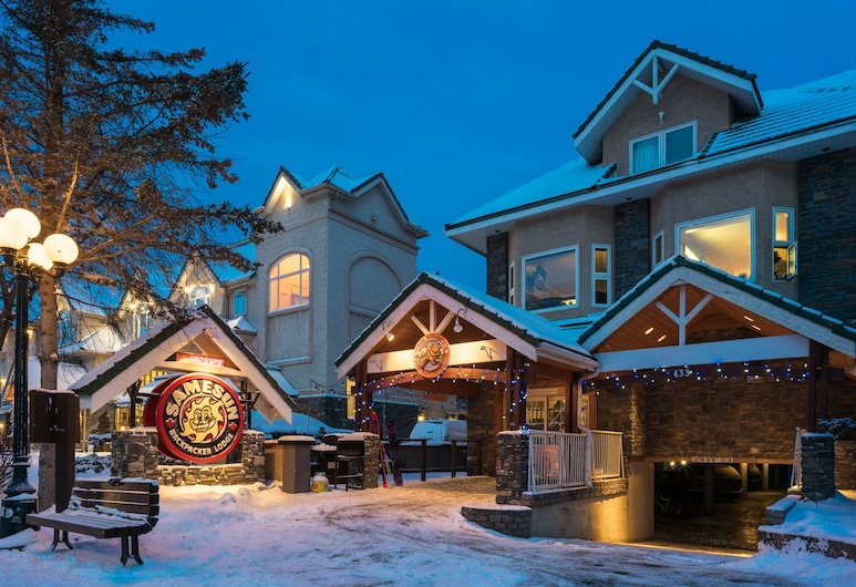 Samesun Banff, Banff, Façade de l'hôtel