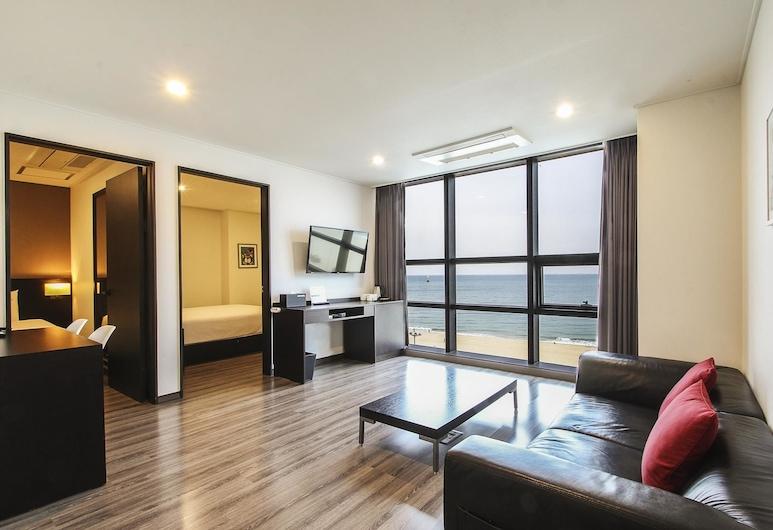 MS 호텔, 부산광역시, 패밀리 스위트 & 거실, 객실