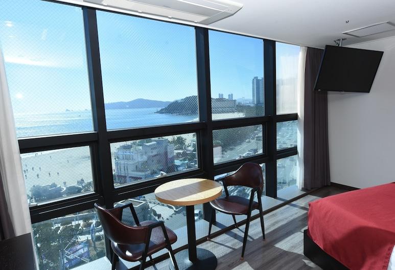 MS 호텔, 부산광역시, 스탠다드룸, 바다 전망, 객실 전망