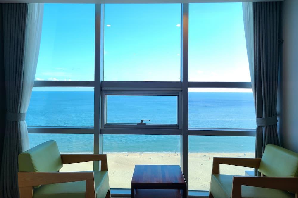 Deluxe Room, Sea View - Guest Room