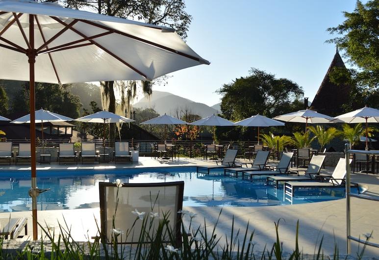 Hotel Village Le Canton, Teresopolis, Venkovní bazén