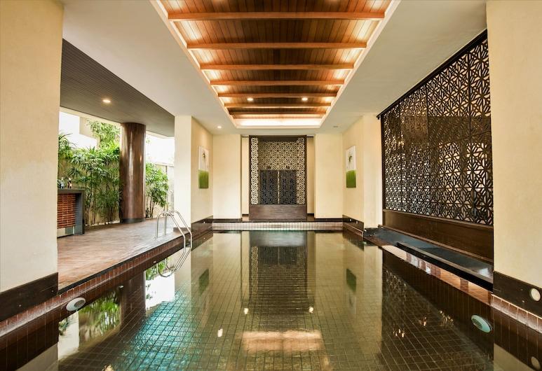 デ チャイ コロニアル ホテル & スパ, チェンマイ, 屋内プール