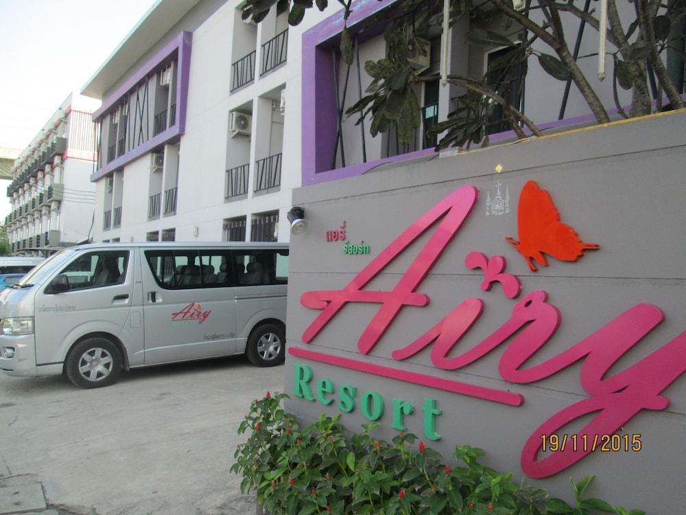 โรงแรมแอร์รี่ สุวรรณภูมิ, กรุงเทพ