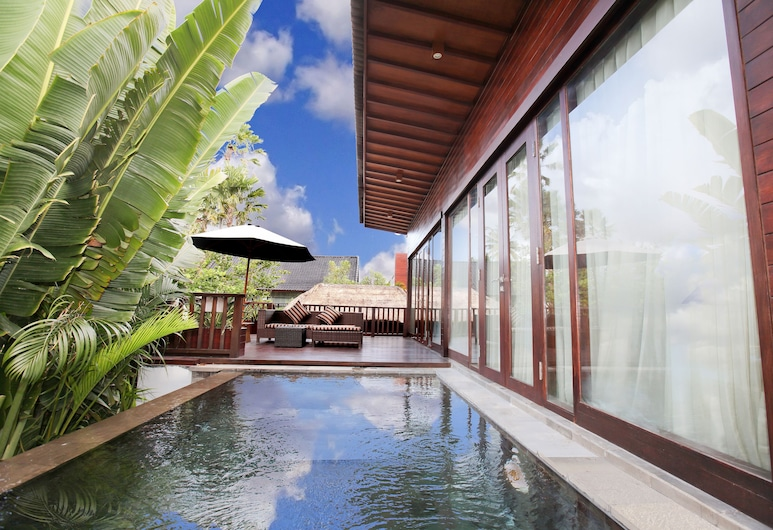 Four On Drupadi, Seminyak, Damou - One Bedroom Villa with Private Pool, Terrazza/Patio