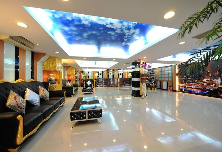 Wenpin Hotel Pier2, Kaohsiung, Lobby