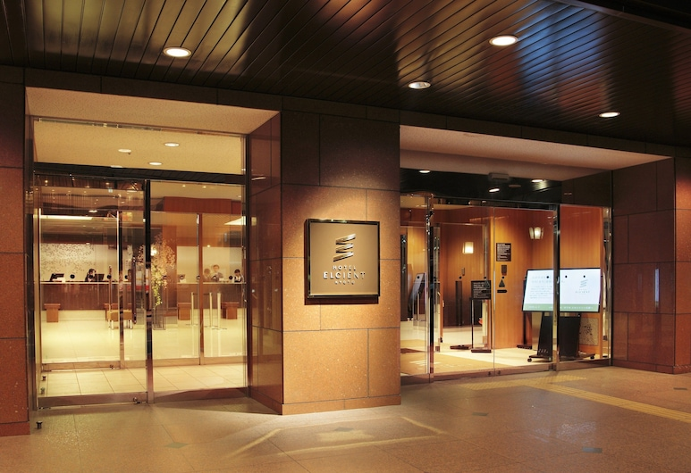 HOTEL ELCIENT KYOTO, Kyoto, Hotel Entrance
