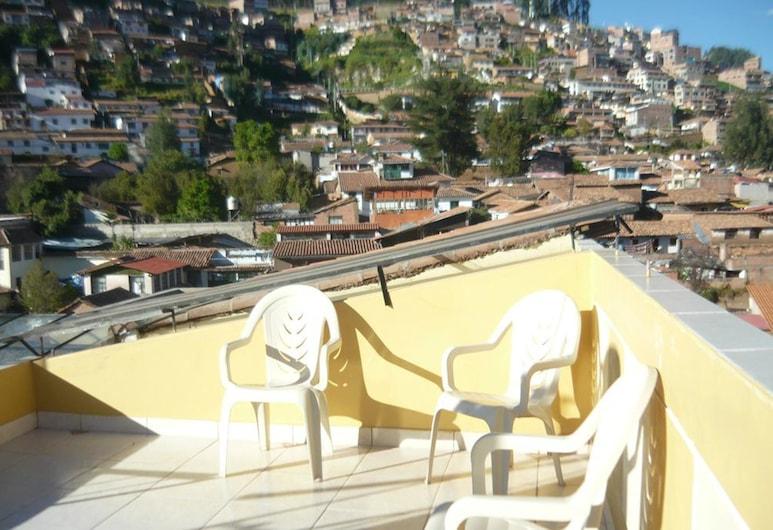 Hostal Samani, Cusco, Terasa