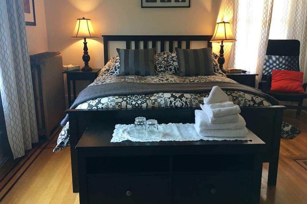 Номер «люкс», 1 двуспальная кровать «Квин-сайз» - Номер