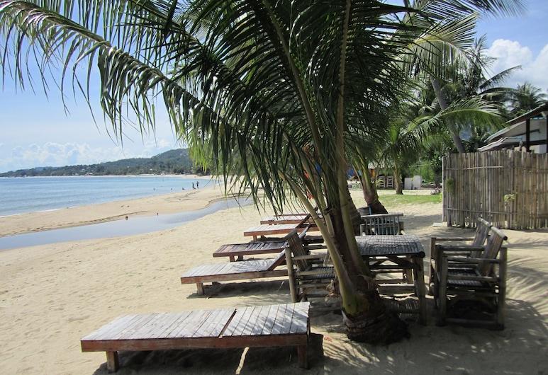 蘇梅島和諧渡假村, 蘇梅島, 海灘